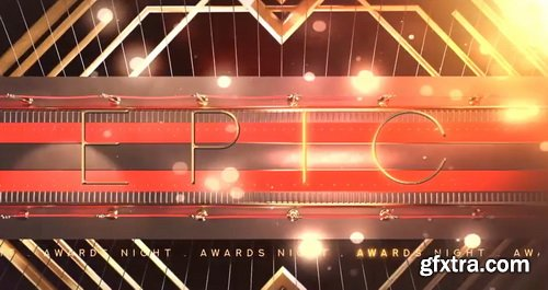 Videohive - Awards Show Broadcast Pack - 28303058 CS6