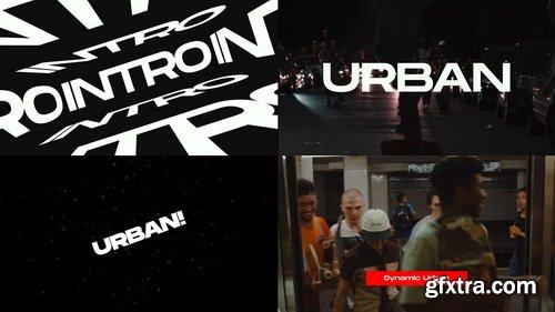 Videohive - VHS Urban Intro - 28328609