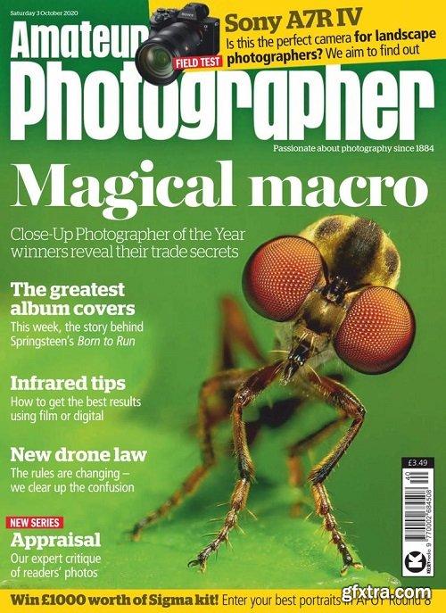 Amateur Photographer - 03 October 2020