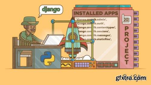 Real Python - Get Started With Django: Build a Portfolio App