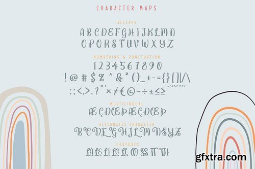 Butterfly Fun Handwritten Font