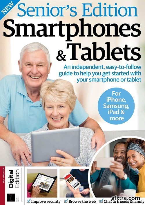 Senior\'s Edition Smartphones & Tablets - 10th Edition 2020