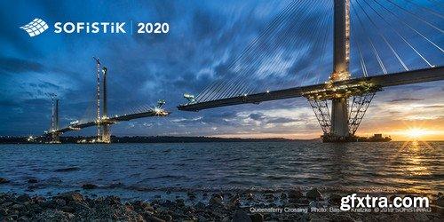 SOFiSTiK 2020 SP 2020-6 Build 1292 (x64)
