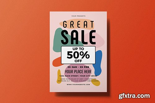 Great Sale Flyer