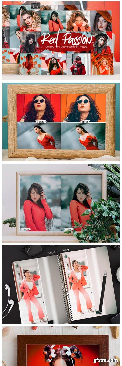 Red Passion Lightroom Presets 5747861
