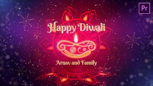 Videohive - Diwali Festival Wishes MOGRT