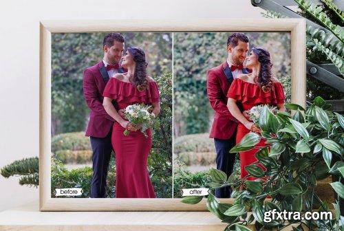 CreativeMarket - The Wedding Lightroom Presets 5270503
