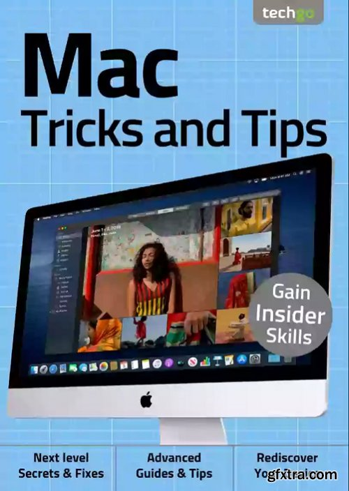 Mac Tricks And Tips - 2nd Edition, September 2020