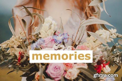 CreativeMarket - Memories Lightroom Presets 4890152