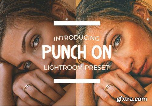 CreativeMarket - Punch On Lightroom Preset 4896816