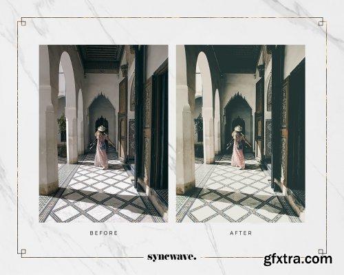 CreativeMarket - Marrakesh Lightroom Presets Bundle 5251798