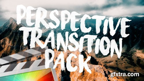 Ryan Nangle - Perspective Transition Pack for Final Cut Pro