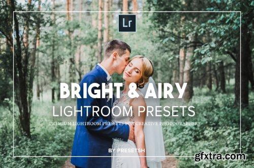 CreativeMarket - Bright & Airy Lightroom Presets 5125162
