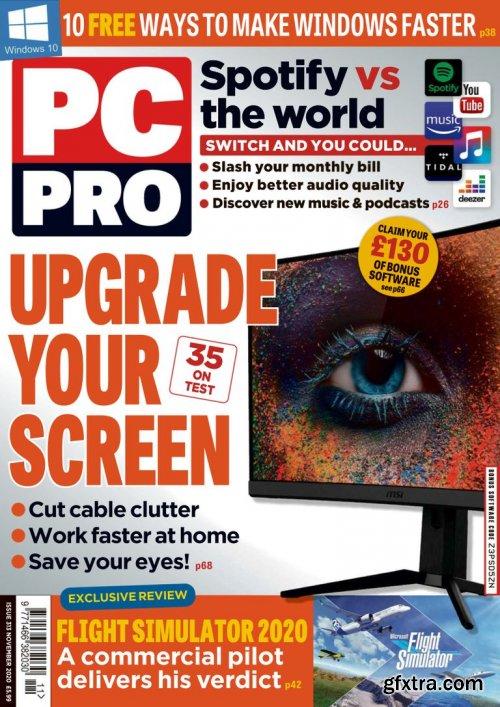 PC Pro - November 2020