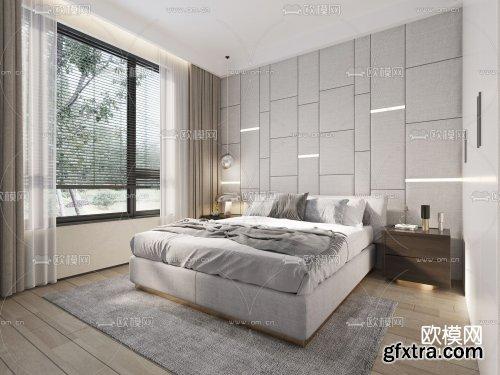 Modern Style Bedroom 510