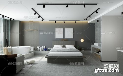 Modern Style Bedroom 511