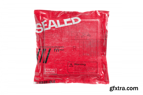 Sealed Bags — Mockup Pack