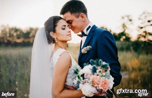 CreativeMarket - Wedding Lightroom Presets 5346723