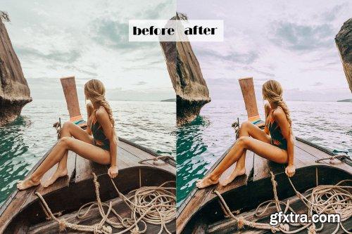 Travel Blogger Lightroom Presets | Mobile & Desktop