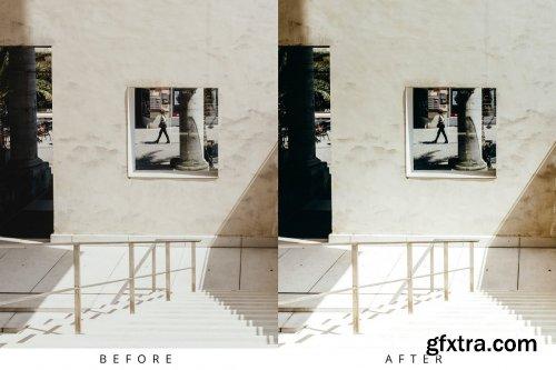CreativeMarket - 10 Retro Lightroom Presets 5361409