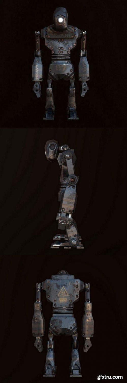 Boxing Robot