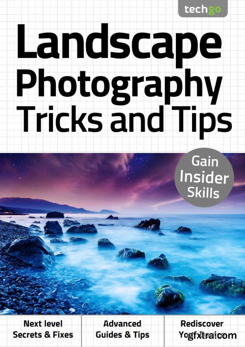 Landscape Photography , Tricks And Tips - 2nd Edition September 2020
