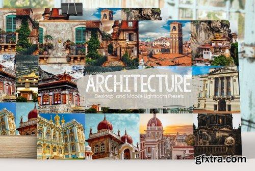 CreativeMarket - Architecture Lightroom Presets 5195234