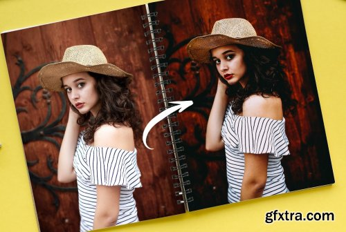 CreativeMarket - Memoria Lightroom Presets 5173873