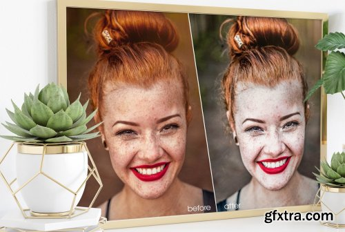 CreativeMarket - Close Up HDR Effects Lightroom Prese 5192092