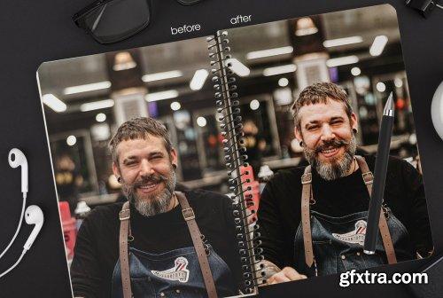 CreativeMarket - Barbershop Lightroom Presets 5253709