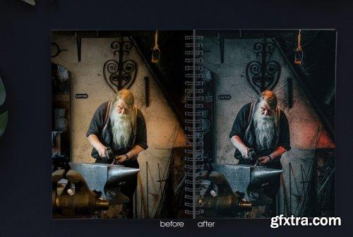CreativeMarket - Artisan Lightroom Presets 5251946