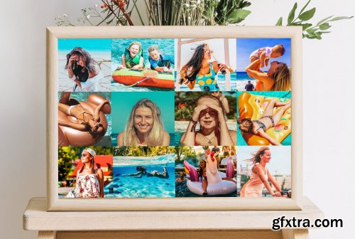 CreativeMarket - Summer Holliday Lightroom Presets 5250335