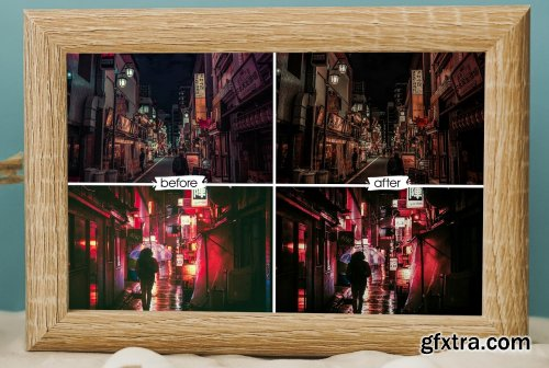 CreativeMarket - Street-o-graphy Lightroom Presets 5247081