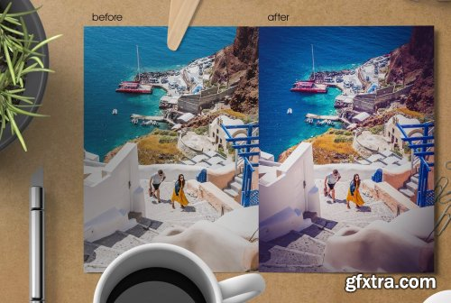 CreativeMarket - Travel-o-graphy Lightroom Presets 5260259