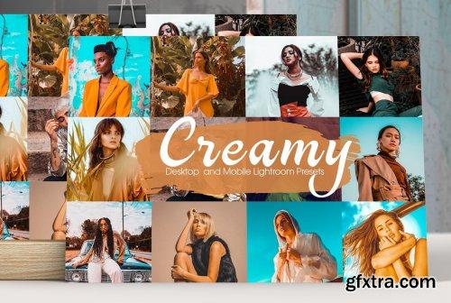 CreativeMarket - Creamy Lightroom Presets 5240976
