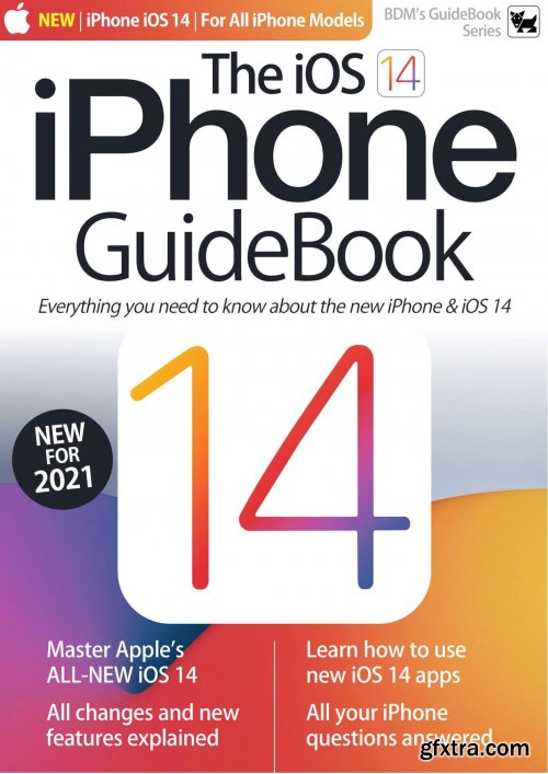 The iOS 14 iPhone GuideBook - Volume 31, September 2020