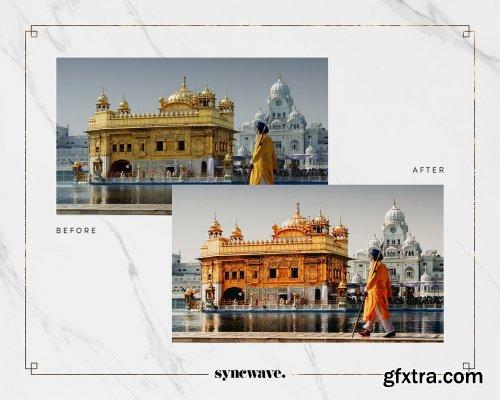 CreativeMarket - Maharadja Lightroom Presets Bundle 5251330
