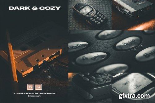 CreativeMarket - Dark & Cozy - Preset 4933852