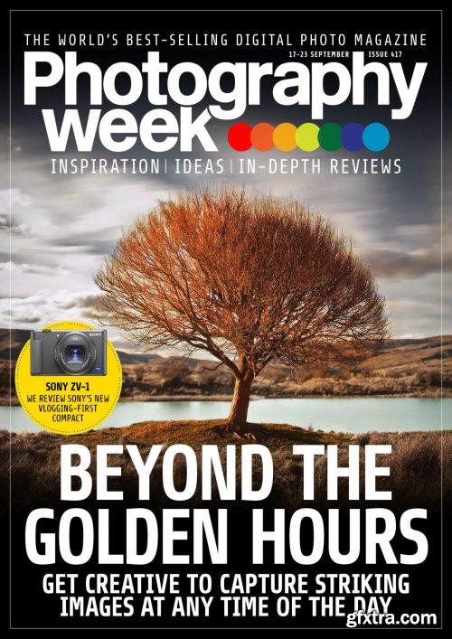Photography Week - 17 September 2020