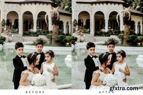 CreativeMarket - 10 Wedding Lightroom Presets 5362551