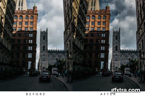 CreativeMarket - 10 HDR Lightroom Presets 5362778