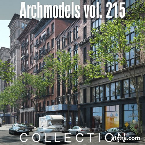 Evermotion – Archmodels Vol. 215