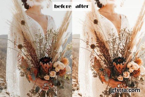 Boho Wedding Lightroom Presets
