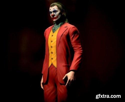 Artstation – Joker PBR
