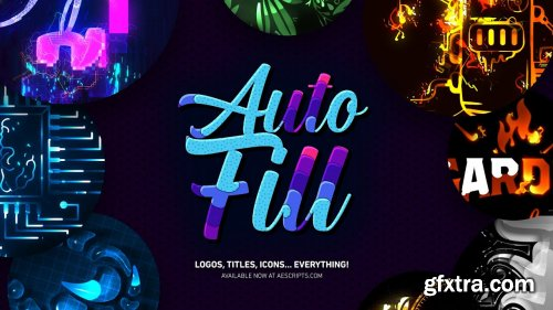 AutoFill 1.0 for After Effects WIN