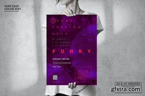 Music Event - Big Poster Design 2