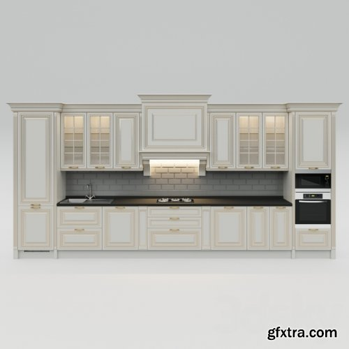 Kitchen set Soul Wood - Classic