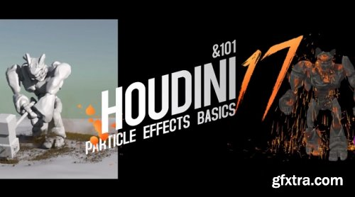 Yiihuu – Introduction to Houdini 17 Particles