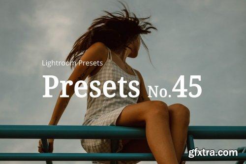 CreativeMarket - 10 Fashion Model Lightroom Presets 5351305