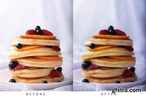 CreativeMarket - 10 Food Lightroom Presets 5351304